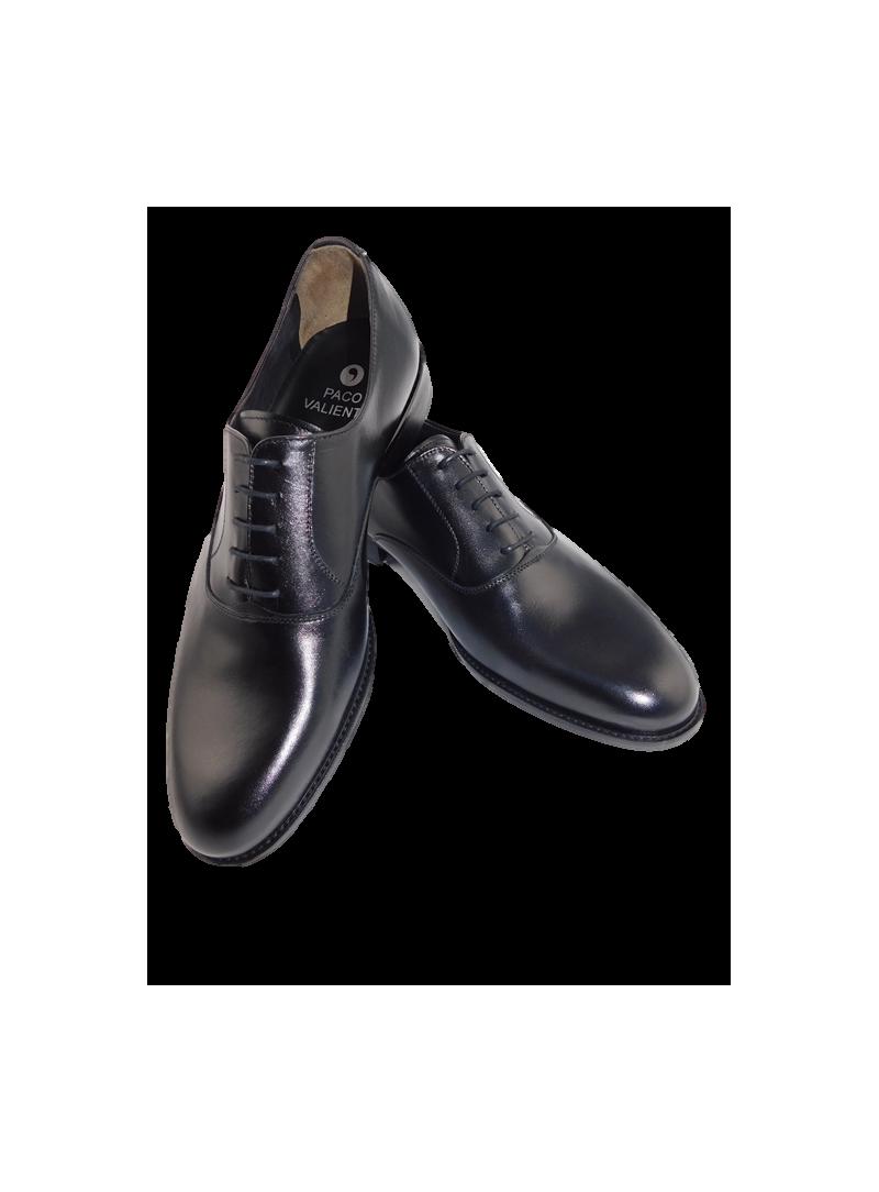 Calzado hombre zapato vestir traje ceremonia piel negro