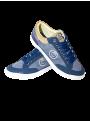 calzado hombre zapatilla loneta cordones primavera verano Dunlop color azul