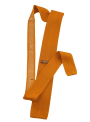 corbata punto basica color mostaza