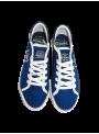 calzado hombre zapatilla sport deportiva básica Dunlop loneta azul marino