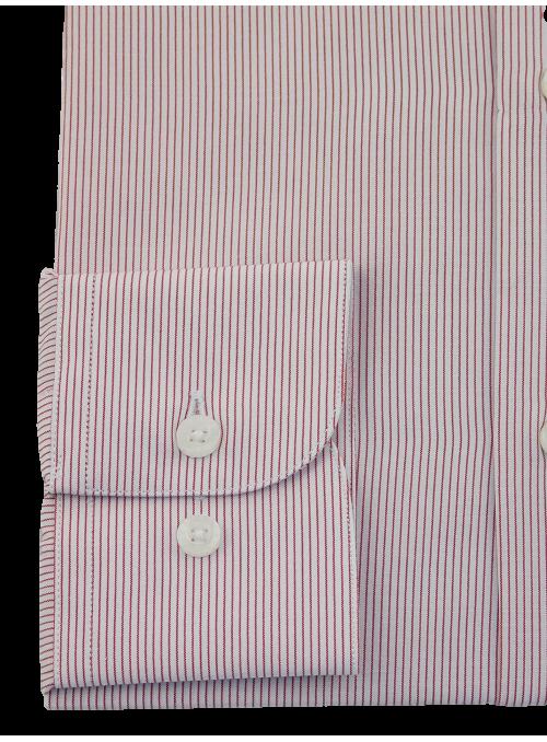 Camisa vestir manga larga