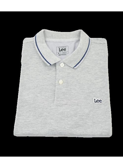 Polo básico Lee granito