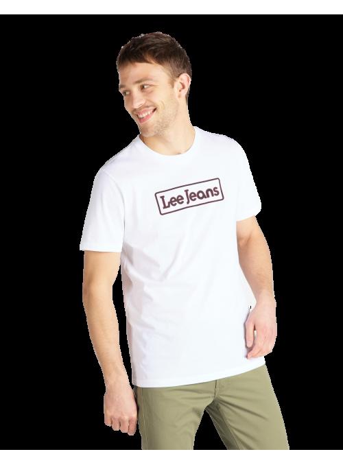 Camiseta LEE logo medio