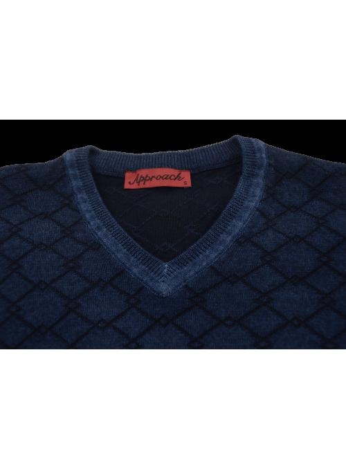 Jersey lana merino fantasia
