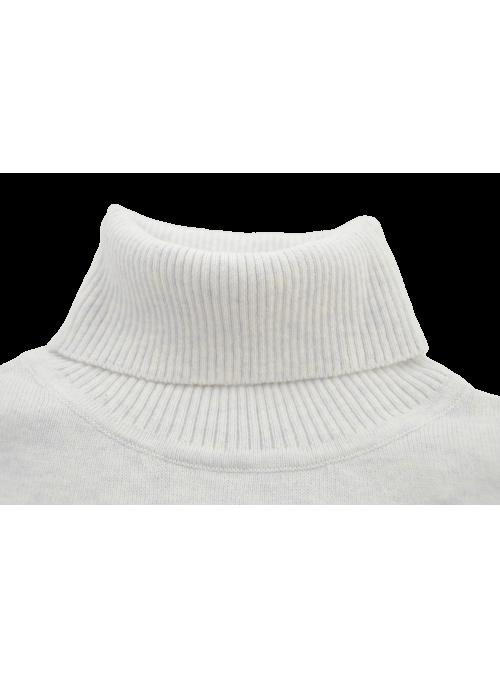 Jersey cuello cisne cashemire