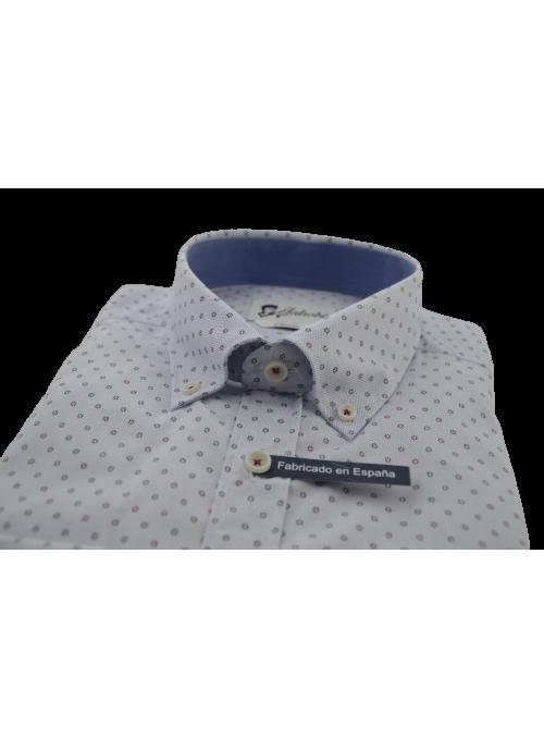 Camisa Jatrobé classic fit...