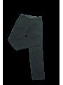 Pantalón sport vestir chino hombre algodon invierno color negro