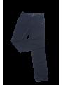 Pantalón sport vestir chino hombre algodon invierno color marino