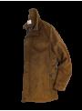 parka hombre invierno antelina camel marron