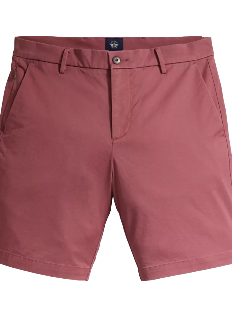 pantalón corto bermuda hombre DOCKERS algodón primavera verano lila