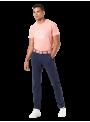 pantalón bolsillo frances hombre algodon elástico DOCKERS primavera verano azul marino