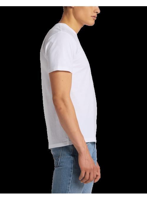 Camiseta LEE básica blanca