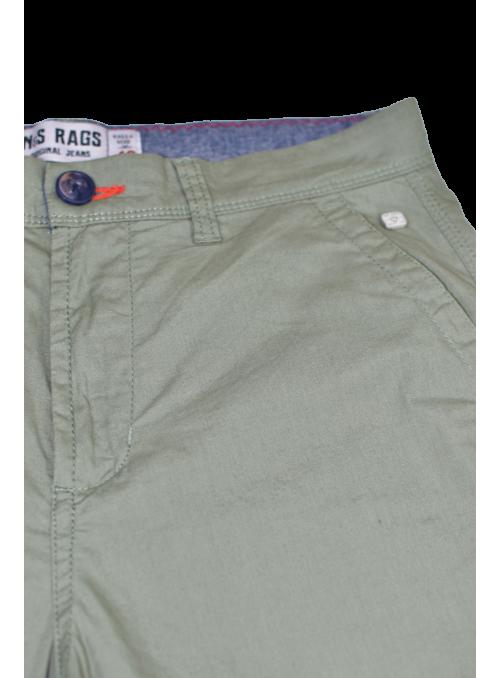 Bermuda básica algodón