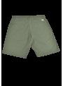 Pantalón corto bermuda hombre algodon verde