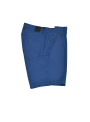 pantalón corto bermuda hombre azul vaquero algodón