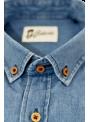 Camisa Jatrobé vaquero suave