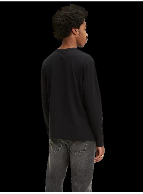 Camiseta Levis básica logo...