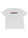 Camiseta hombre manga corta Lee algodon blanco