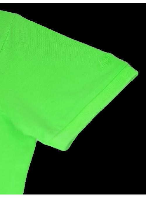 Polo algodón colores fluor