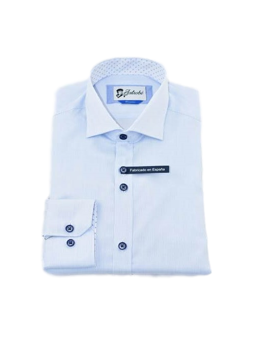 Camisa vestir regular fit...
