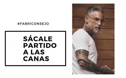CINCO COLORES IDEALES PARA HOMBRES CON CANAS