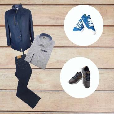 La comodidad es muy importante a la hora de escoger tu ropa y calzado.😎  ¿Con cuál zapatilla usarías este outfit? 🤔  #OOTD #OOTDMENS #mensstyle  #ropadehombres #RopadeHombreEspaña #ModaHombreEspaña #RopaParaHombre #España