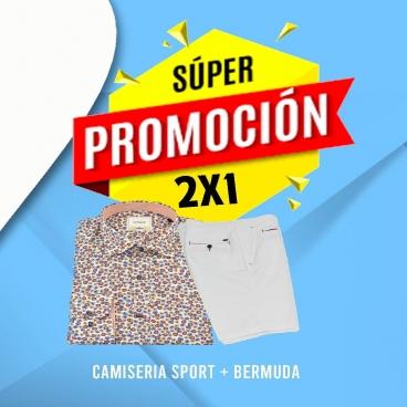 Lo hacemos fácil😎  Paga una prenda y la otra es GRATIS🤯🏷️  Como lo lees te llevas dos✌🏻 prendas y sólo paga una PROMOCIÓN 2x1 en Camiseria Sport + Bermuda  #ModaMasculinaEspañola #OfertasEspaña #RopaDeHombreEspaña #ModaEspaña #modaespañola #Ropaparacaballeros #CamisaEstampadas #CamisasDeHombre #almería #Carboneras #HuercalOvera #Lagarrucha #Andalucia